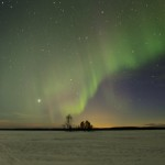 The Sami story about the Northern Lights and Niekija, the daughter of the Moon