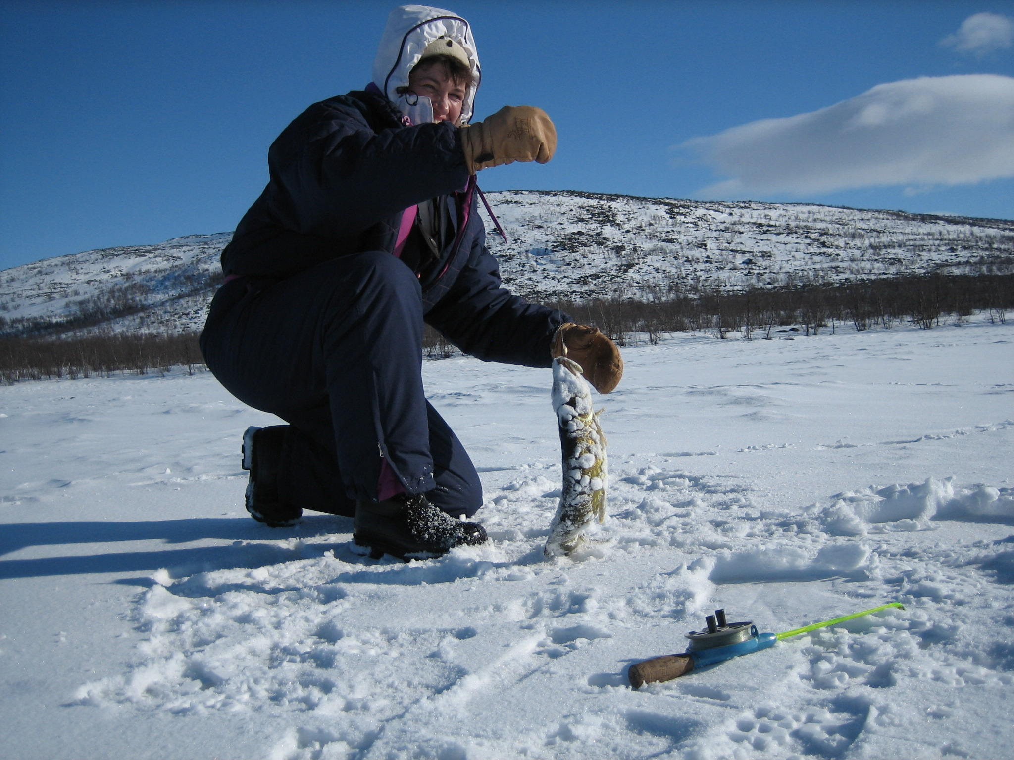 Ice-fishing basics