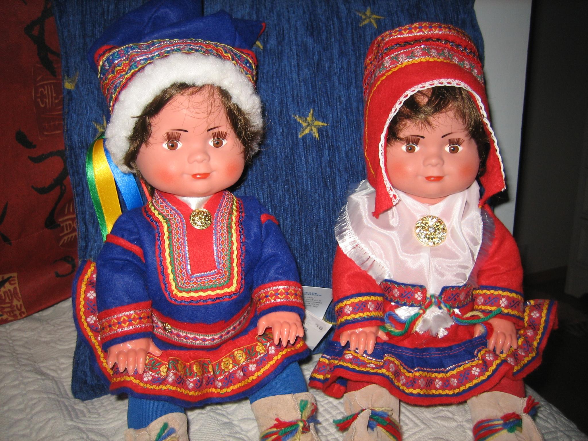 d7a4cf05892 Sámi traditional dress