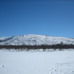 Ice-fishing expedition to the Upper North of Lapland