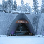 The magical world of SantaPark in Lapland