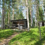 Hiking in Lapland and shelters for staying overnight