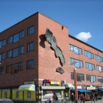 Art, architecture and memorials in Rovaniemi, part 1