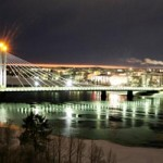 The history of Rovaniemi