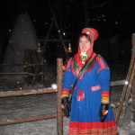 The Sami hut and its inhabitants