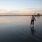 What to remember when you are out on the ice