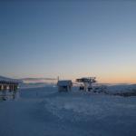 The Ski resorts Saariselka and Levi in Lapland