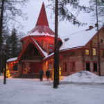 The House of Mrs Claus at the Arctic Circle in Rovaniemi